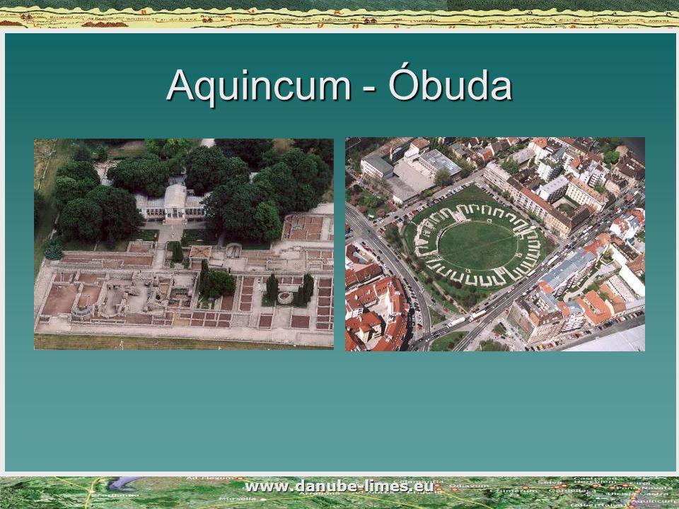 Aquincum - Óbuda www.danube-limes.eu