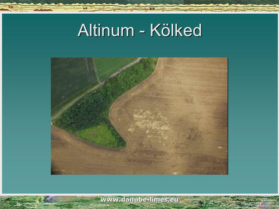 Altinum - Kölked www.danube-limes.eu