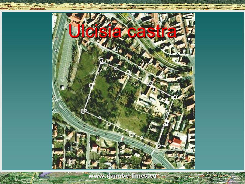 Ulcisia castra www.danube-limes.eu