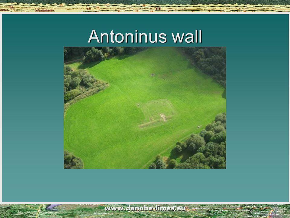Antoninus wall www.danube-limes.eu
