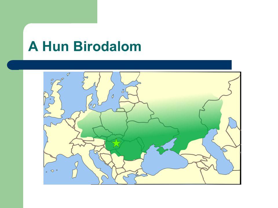 A Hun Birodalom