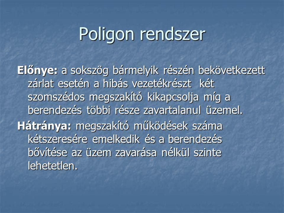 Poligon rendszer