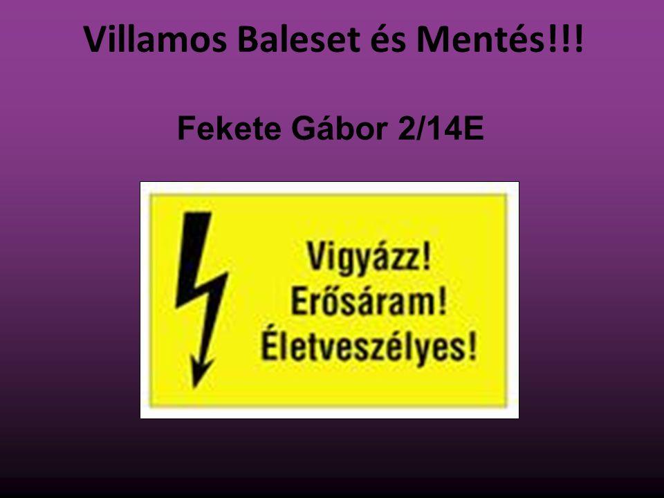 Villamos Baleset és Mentés!!!