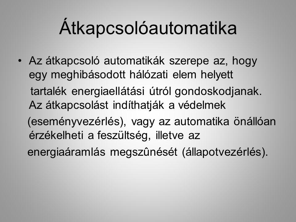 Átkapcsolóautomatika