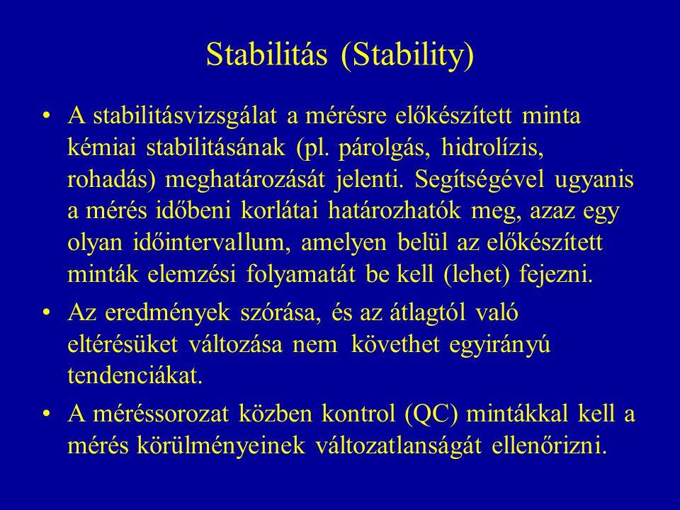 Stabilitás (Stability)