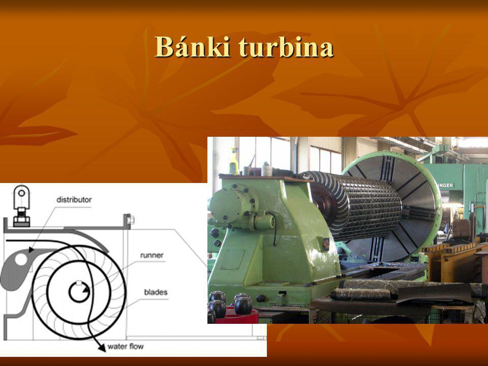 Bánki turbina
