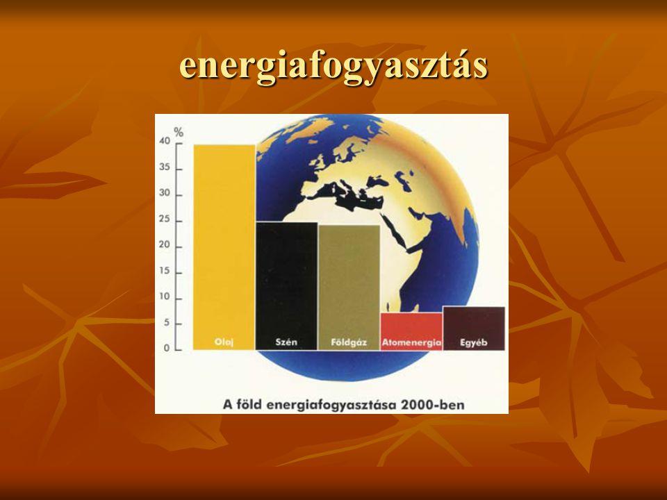 energiafogyasztás