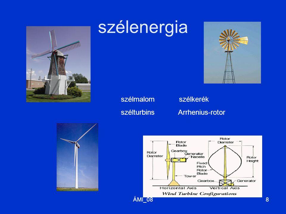 szélenergia szélmalom szélkerék szélturbins Arrhenius-rotor ÁMI_08