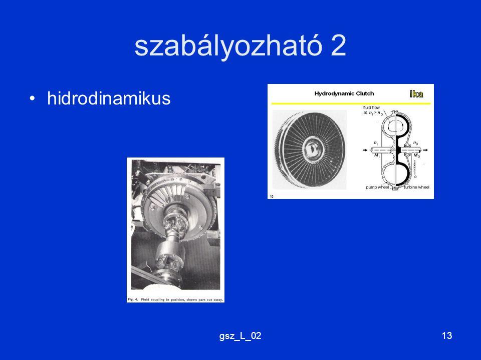 szabályozható 2 hidrodinamikus gsz_L_02