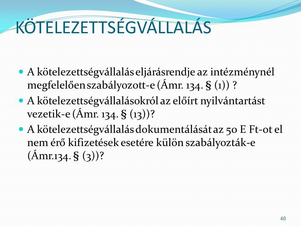 KÖTELEZETTSÉGVÁLLALÁS
