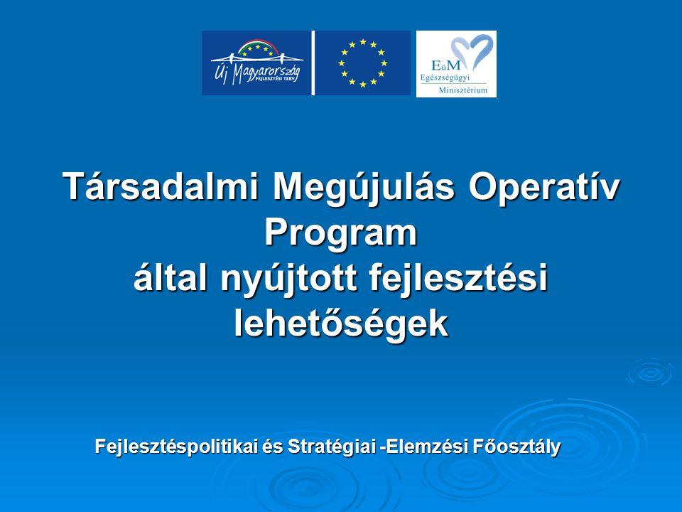 Fejlesztéspolitikai és Stratégiai -Elemzési Főosztály