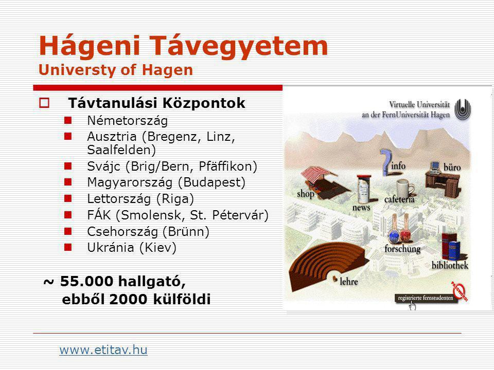 Hágeni Távegyetem Universty of Hagen
