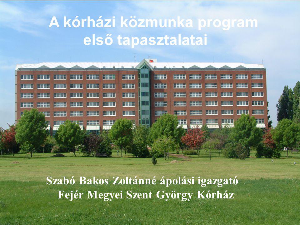 A Fejér Megyei Szent György Kórház