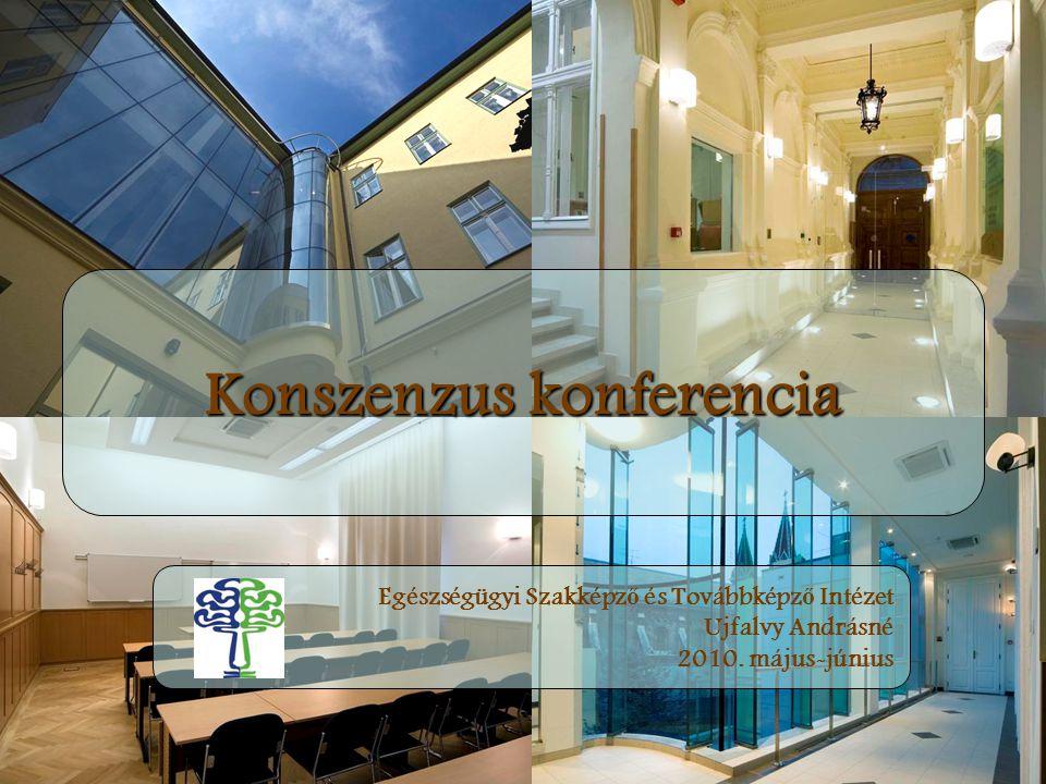 Konszenzus konferencia