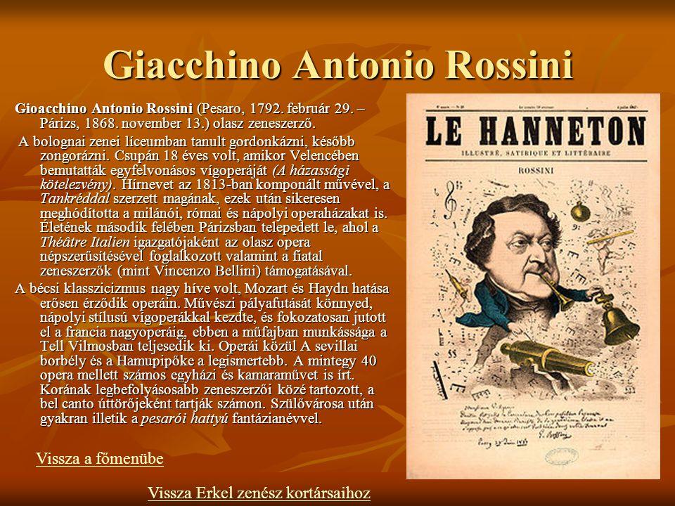 Giacchino Antonio Rossini