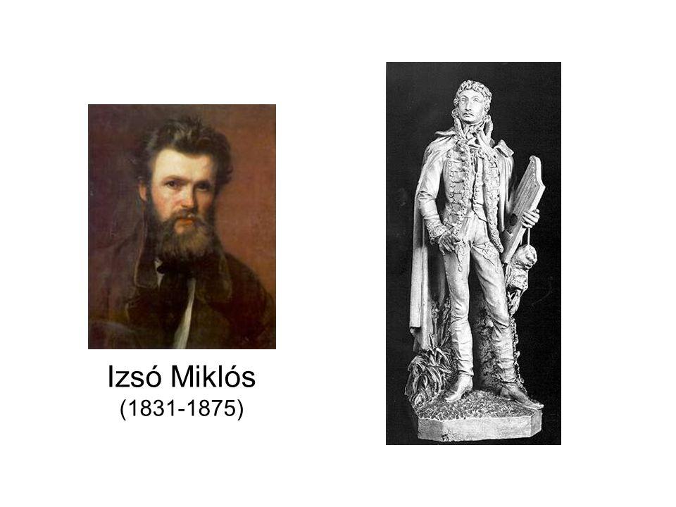 Izsó Miklós (1831-1875)
