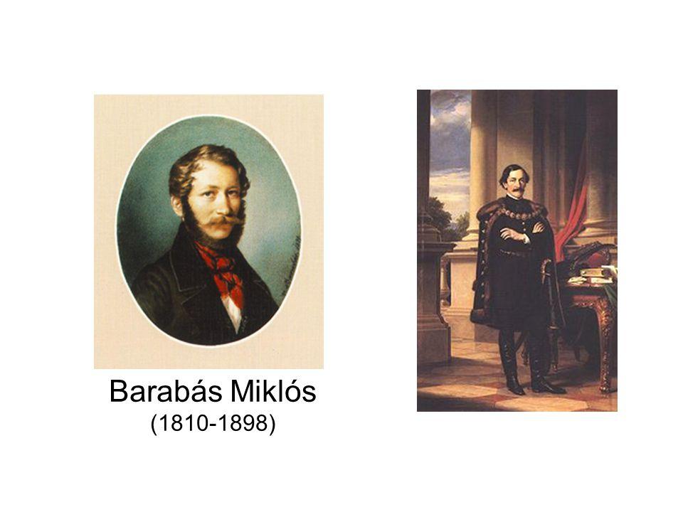 Barabás Miklós (1810-1898)