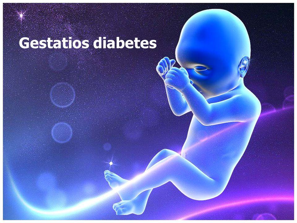 Gestatios diabetes