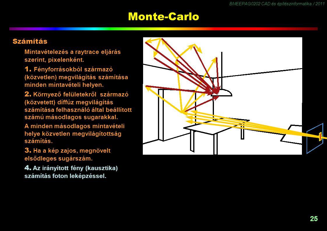 26 Árnyalások - 2 Irradiance Cache 26