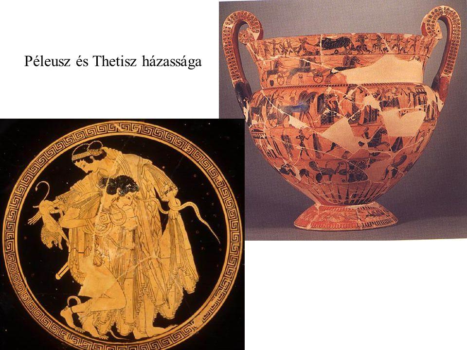 Péleusz és Thetisz házassága