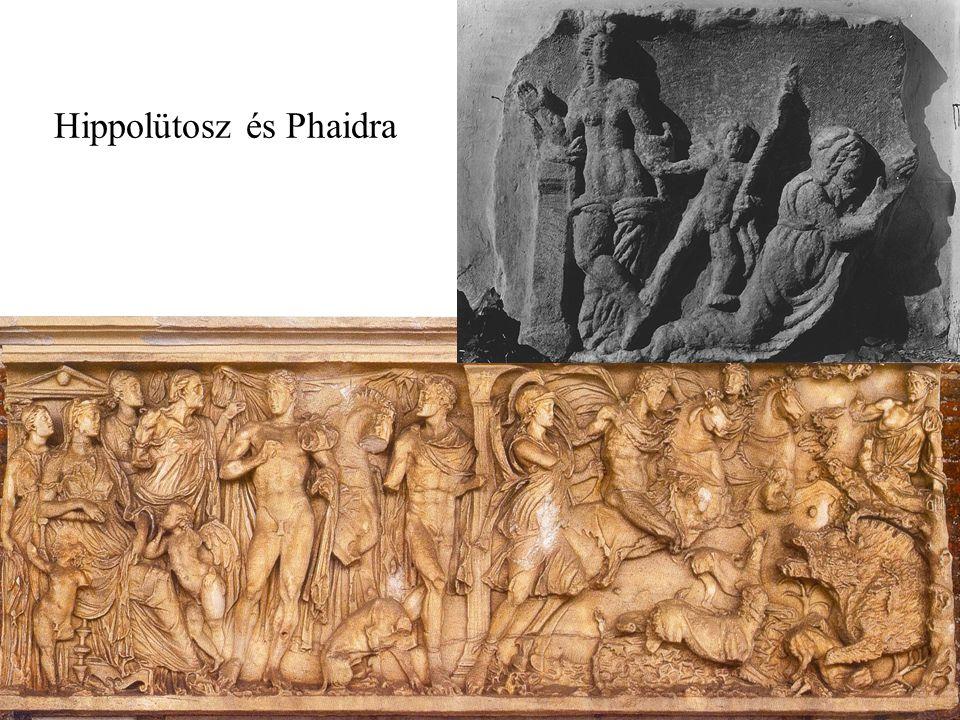 Hippolütosz és Phaidra