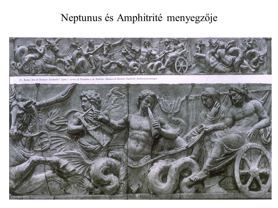 Neptunus és Amphitrité menyegzője