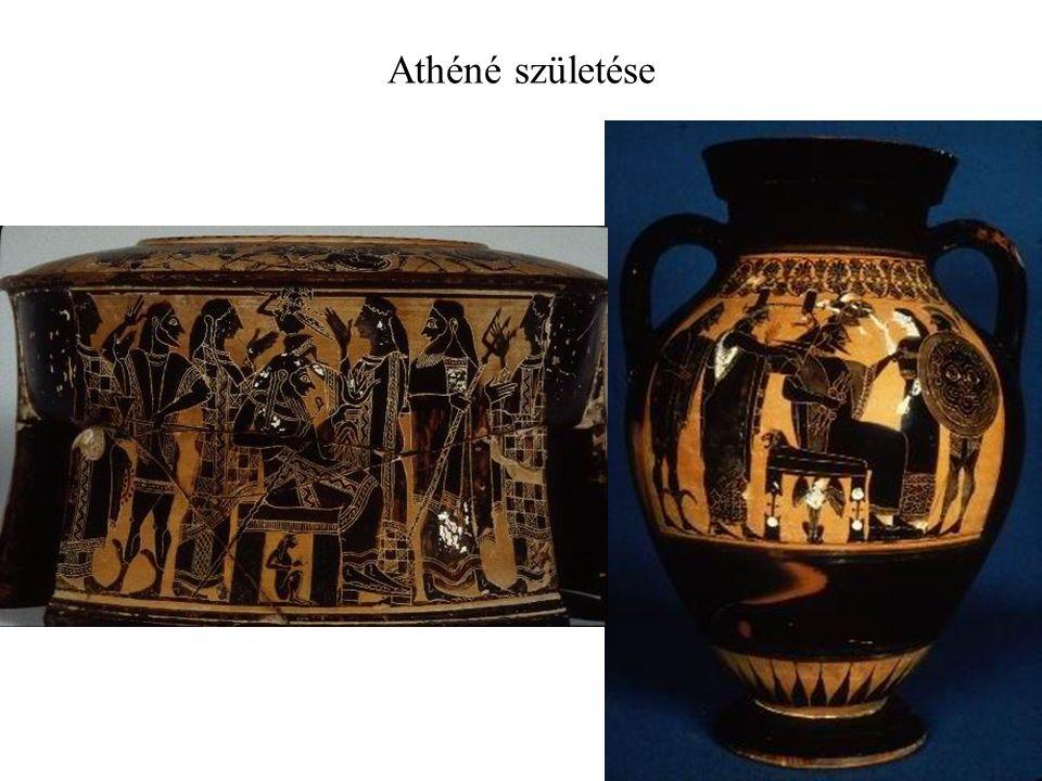 Athéné születése