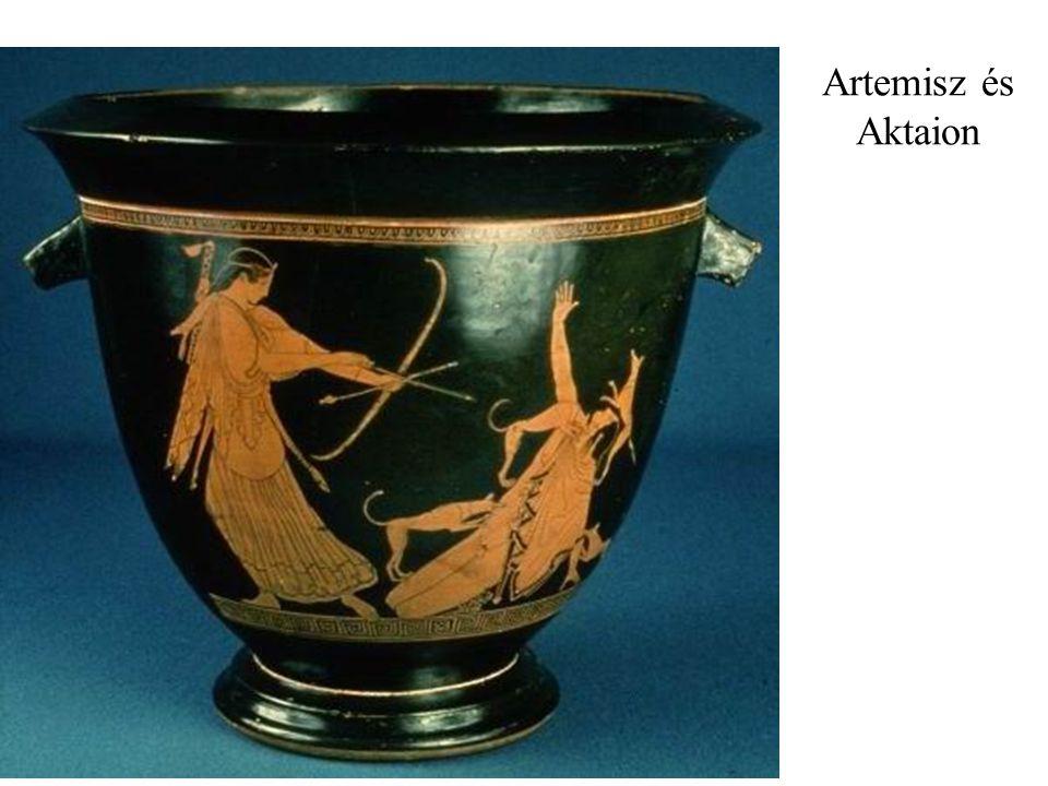 Artemisz és Aktaion