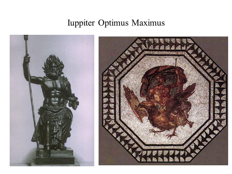 Iuppiter Optimus Maximus