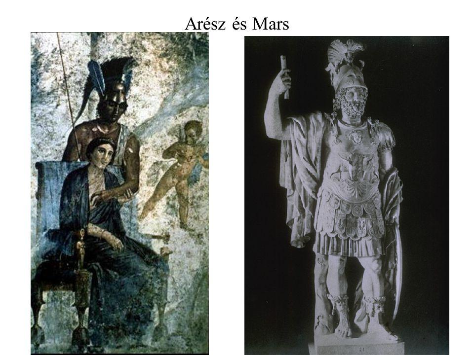 Arész és Mars