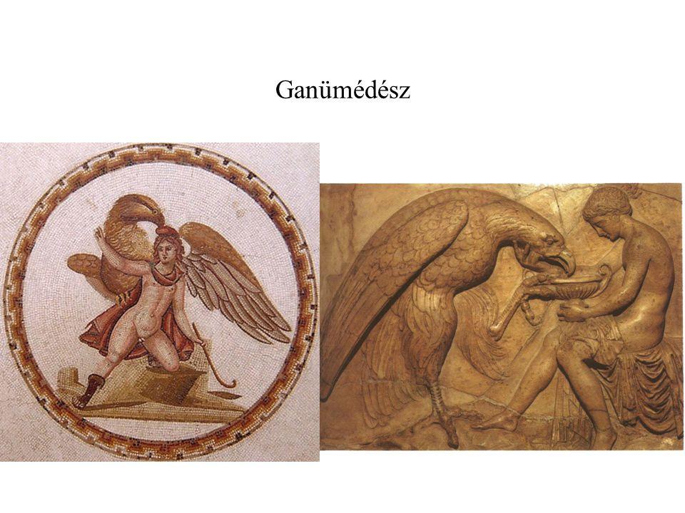 Ganümédész