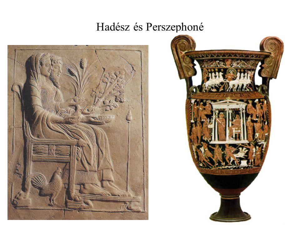 Hadész és Perszephoné