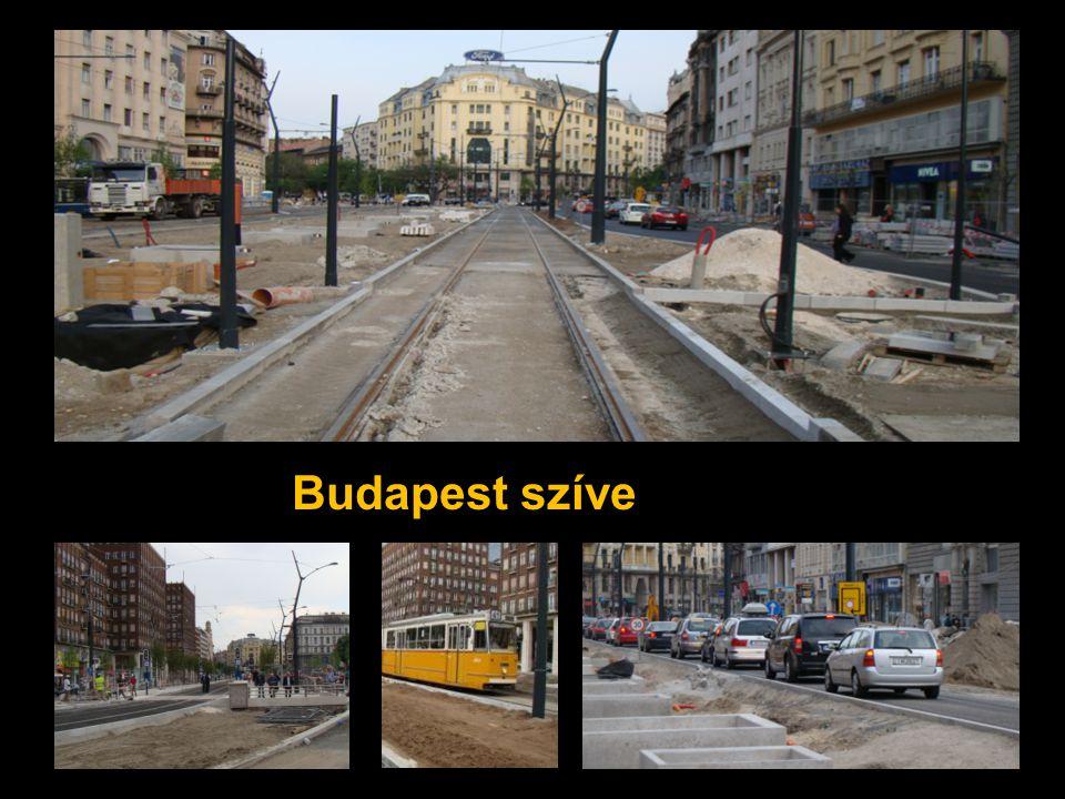Budapest szíve