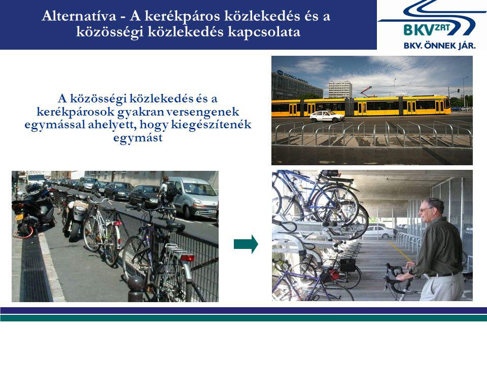 Alternatíva - Rugalmas közlekedési rendszerek