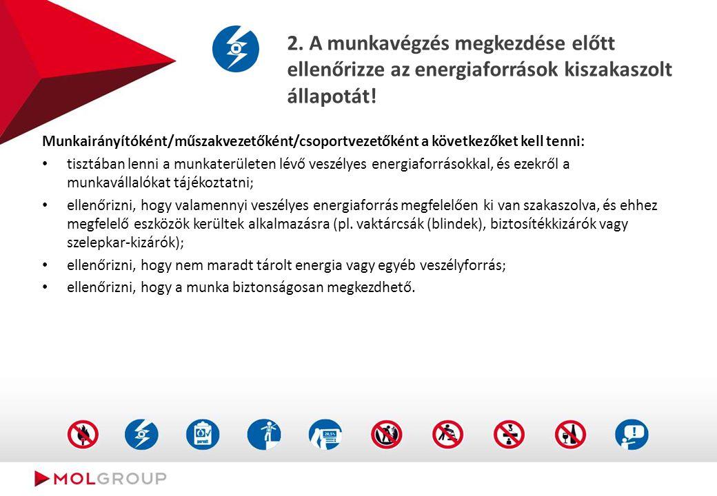 1. Ne dohányozzon az arra kijelölt helyeken kívül!