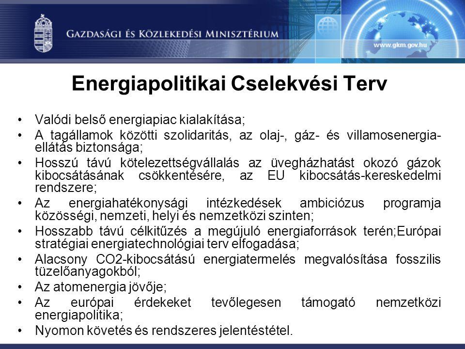 Energiapolitikai Cselekvési Terv