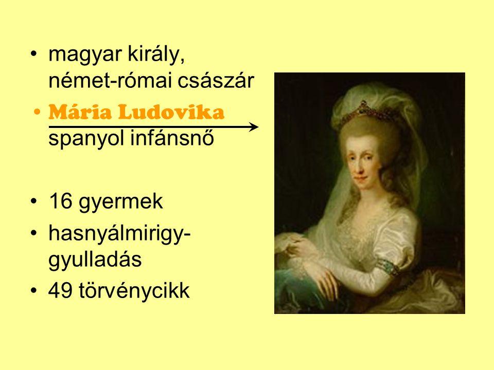 magyar király, német-római császár