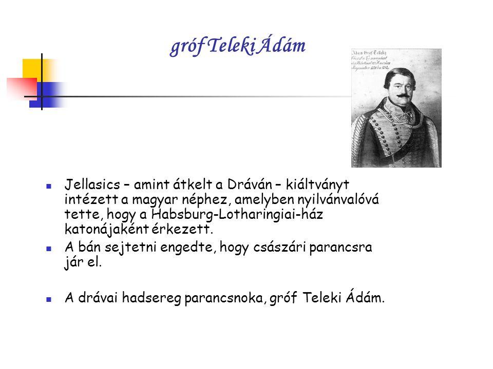 gróf Teleki Ádám