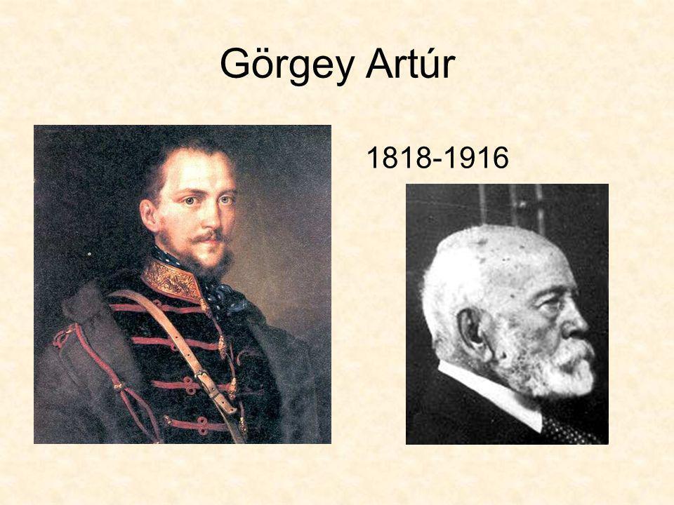 Görgey Artúr 1818-1916