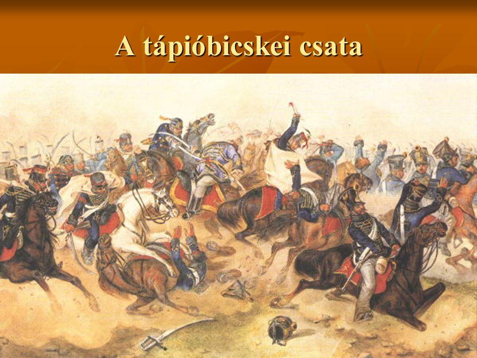 A tápióbicskei csata