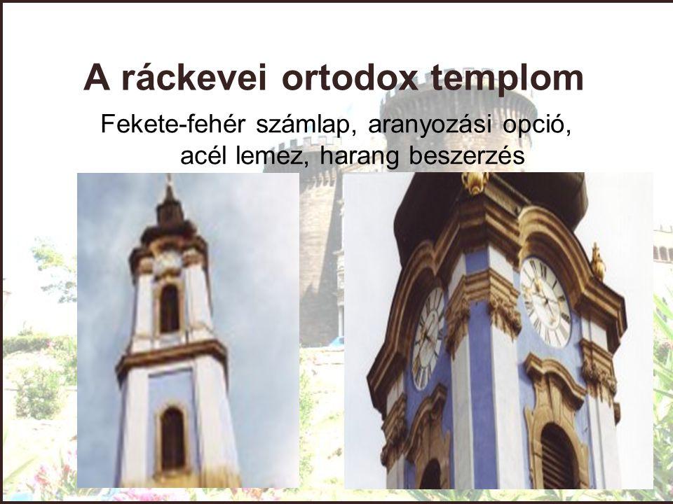 A ráckevei ortodox templom