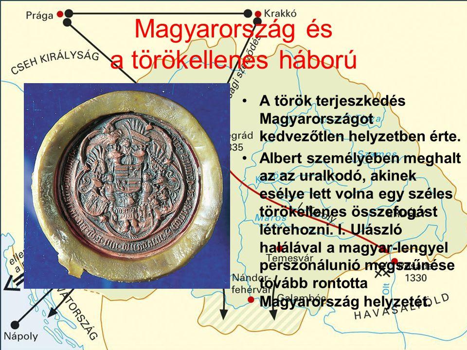 Magyarország és a törökellenes háború