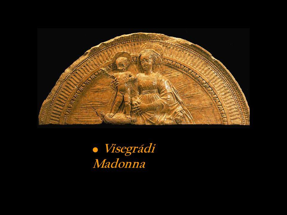Visegrádi Madonna