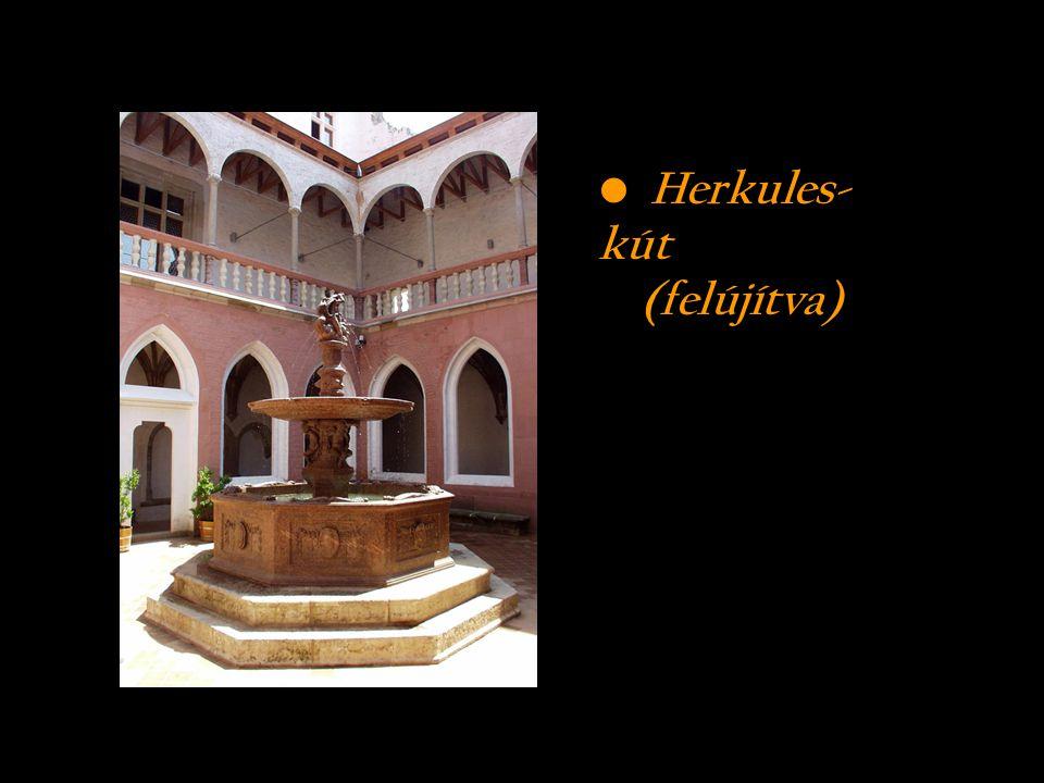 Herkules-kút (felújítva)