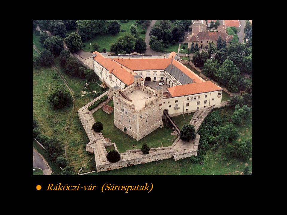 Rákóczi-vár (Sárospatak)
