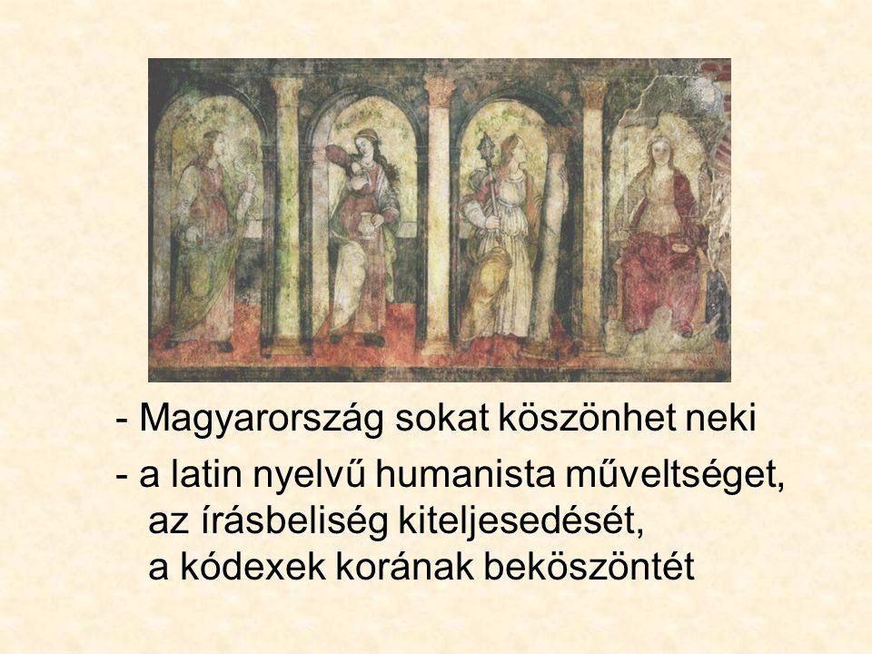 - Magyarország sokat köszönhet neki