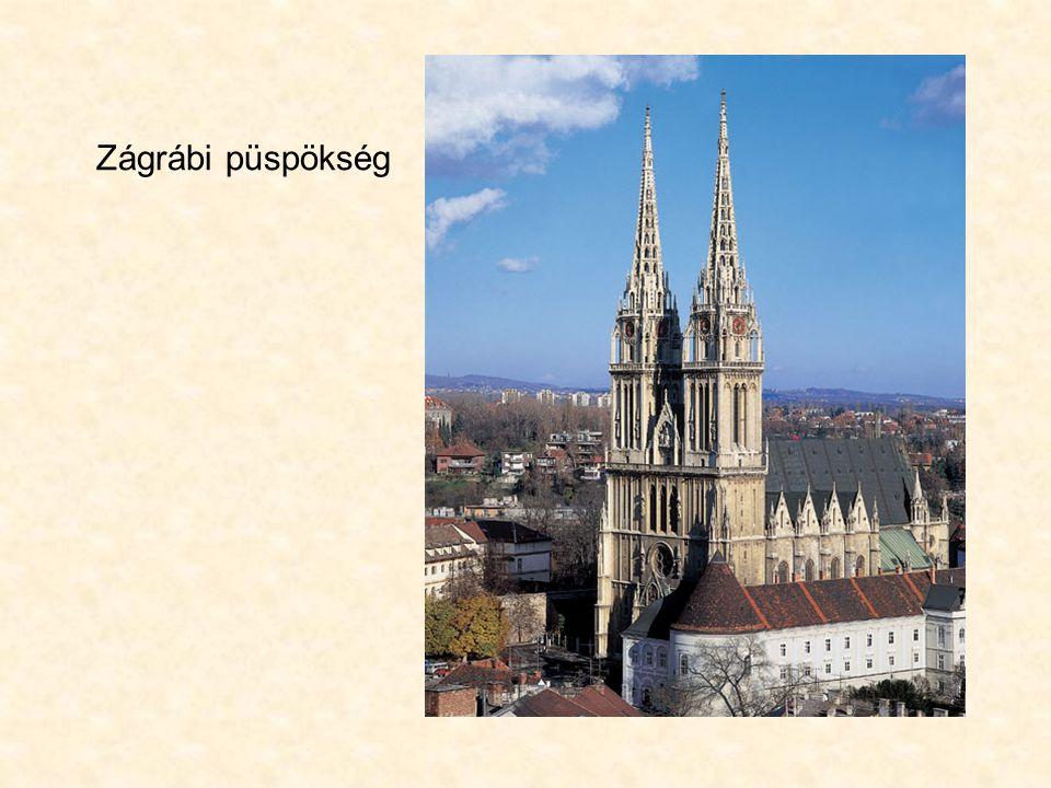 Zágrábi püspökség