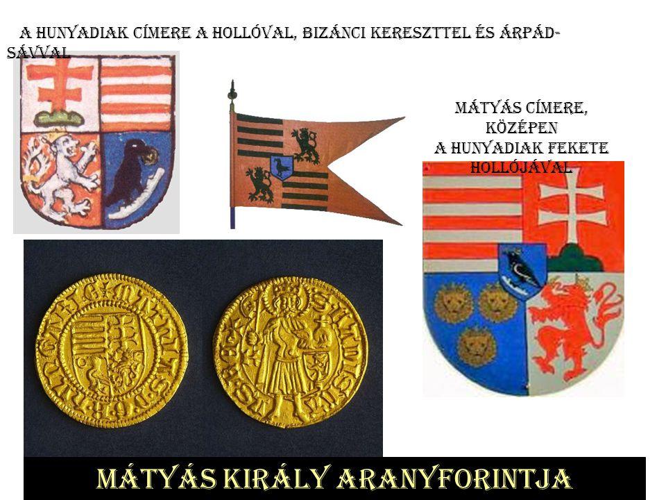 Mátyás király aranyforintja