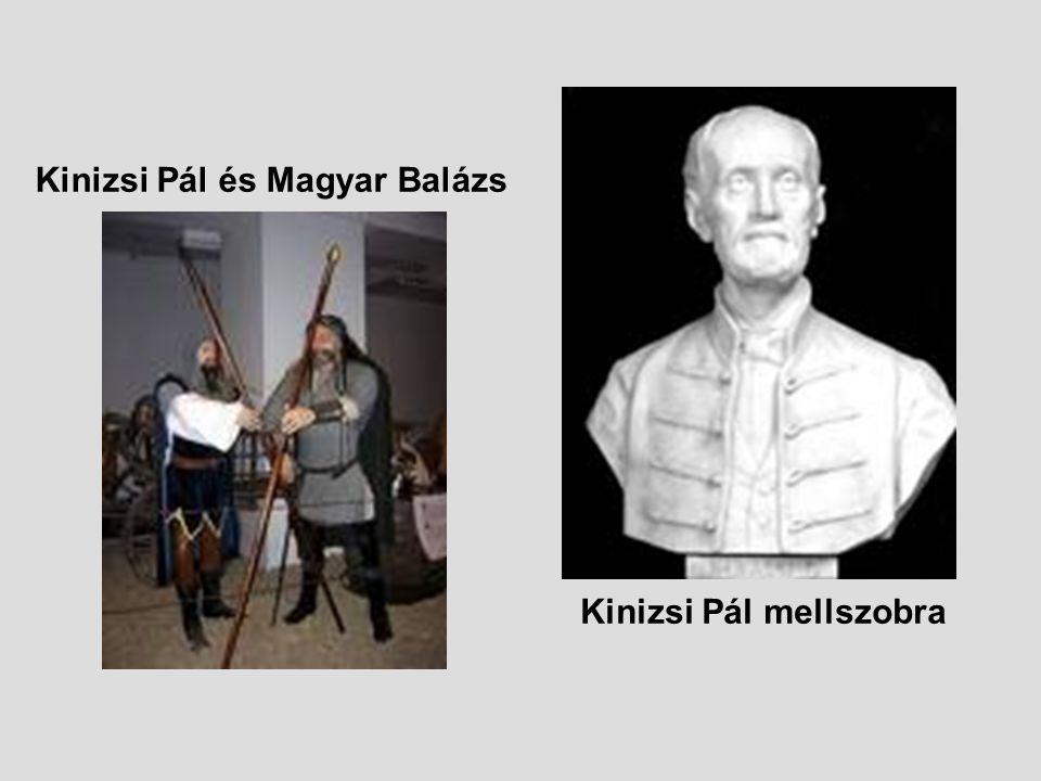 Kinizsi Pál és Magyar Balázs