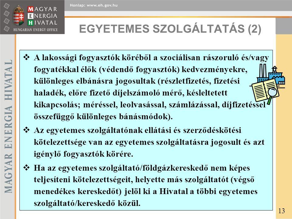 EGYETEMES SZOLGÁLTATÁS (2)